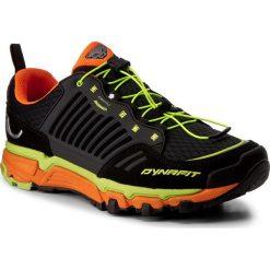 Buty DYNAFIT - Ms Feline Ultra 64022 Black/Fluo Yellow 0934. Czarne buty trekkingowe męskie Dynafit, z materiału, na sznurówki, do biegania. W wyprzedaży za 509,00 zł.