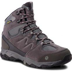 Trekkingi JACK WOLFSKIN - Mtn Attack 6 Texapore Mid W 4017592 Grey Haze. Szare buty trekkingowe damskie Jack Wolfskin. W wyprzedaży za 449,00 zł.
