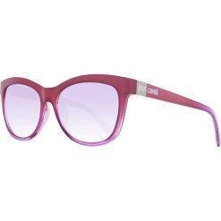 Okulary przeciwsłoneczne damskie aviatory: Okulary przeciwsłoneczne w kolorze czerwono/fioletowym