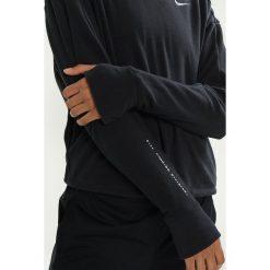 Bluzy damskie: Nike Performance CREW RUN DIVISION Bluza z polaru black