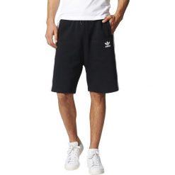 Adidas Spodenki męskie Originals Berlin Short czarny M (BK0037). Białe spodenki sportowe męskie marki Adidas, l, z jersey, do piłki nożnej. Za 166,27 zł.