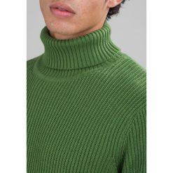 Swetry klasyczne męskie: Shine Original Sweter grass green