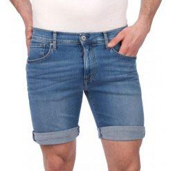 Bermudy męskie: Pepe Jeans Szorty Męskie Cane 38 Niebieski