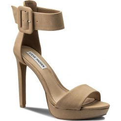 Sandały damskie: Sandały STEVE MADDEN – Coco Sandal 91000561-0S0-07004-13004 Tan