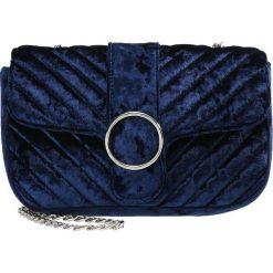 Torebki klasyczne damskie: Gina Tricot JANNI BAG Torba na ramię blue