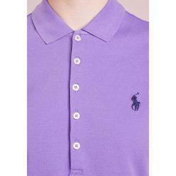 Polo Ralph Lauren JULIE POLO Koszulka polo spring violet. Niebieskie bluzki asymetryczne Polo Ralph Lauren, s, z bawełny, polo. Za 419,00 zł.
