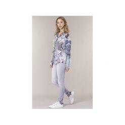 Jeansy straight leg Desigual  DROKO. Szare jeansy damskie marki Desigual, l, z tkaniny, casualowe, z długim rękawem. Za 244,30 zł.