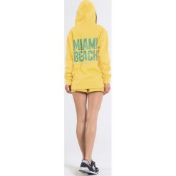 Bluzy rozpinane damskie: Naoko - Bluza Miami Beach x Edyta Górniak