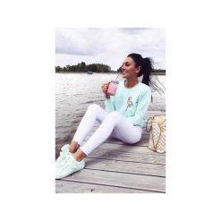 Bluzy damskie: Bluza Palms and Flamingo