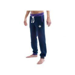 Serpens Sweatpants (Navy Blue). Niebieskie spodnie dresowe męskie OKUAKU, z bawełny. Za 159,00 zł.