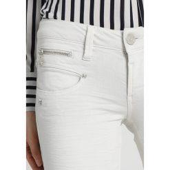 Freeman T. Porter ALEXA CROPPED MAGIC Jeans Skinny Fit nimbus cloud. Niebieskie jeansy damskie relaxed fit marki Freeman T. Porter. Za 379,00 zł.