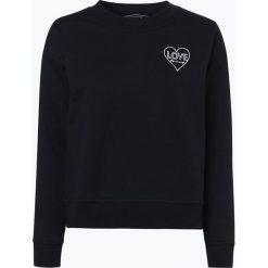 Bluzy damskie: Tommy Hilfiger – Damska bluza nierozpinana, niebieski