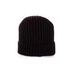 Czapki C.p. Company  MAC158A003321A. Czarne czapki zimowe męskie C.P. Company. Za 323,90 zł.