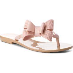 Chodaki damskie: Japonki MELISSA – Harmonic Bow V Ad 32397 Beige/Pink 50739