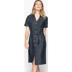 Sukienki balowe: Sukienka rozkloszowana, komfortowa ze stretchem