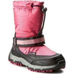 Kozaki dziewczęce: Śniegowce KAPPA – Sledge Tex K 260346K Pink 2221