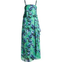 Długie sukienki: Banana Republic GINA WILDFLOWER Długa sukienka green