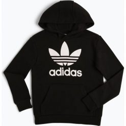Adidas Originals - Chłopięca bluza nierozpinana, czarny. Czarne bluzy chłopięce rozpinane adidas Originals. Za 249,95 zł.