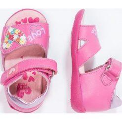 Agatha Ruiz de la Prada SWEET Sandały pink. Szare sandały chłopięce marki Agatha Ruiz de la Prada. W wyprzedaży za 174,30 zł.