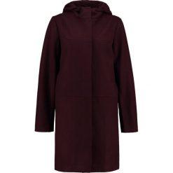 Płaszcze damskie: Carolina Cavour CALY Płaszcz wełniany /Płaszcz klasyczny bordeaux