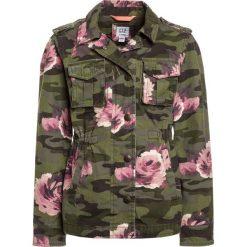 GAP GIRLS  Kurtka przejściowa green. Brązowe kurtki chłopięce przejściowe marki Reserved, l, z kapturem. Za 239,00 zł.