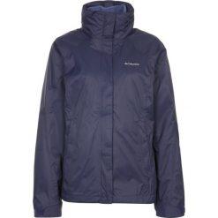 Columbia VENTURE ON 2IN1 Kurtka zimowa nocturnal/bluebell. Niebieskie kurtki damskie zimowe marki Columbia, m, z materiału. W wyprzedaży za 353,40 zł.