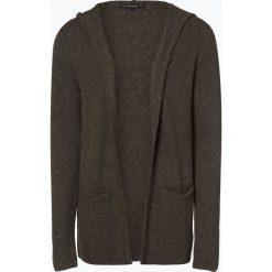 Drykorn - Kardigan męski – Tomy, zielony. Zielone swetry rozpinane męskie DRYKORN, l, z dzianiny, z kapturem. Za 589,95 zł.