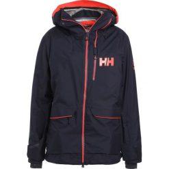 Odzież damska: Helly Hansen W AURORA Kurtka narciarska graphite blue