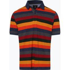 Andrew James Sailing - Męska koszulka polo, niebieski. Niebieskie koszulki polo Andrew James Sailing, m, w paski, z wiskozy. Za 119,95 zł.