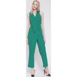 Kombinezony damskie na lato: Zielony Kombinezon Power Lady