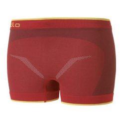 Bokserki damskie: Odlo Bokserki Panty Evolution Light Greentec czerwone r. L