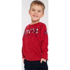 Czerwona bluzka chłopięca DZ9042. Czerwone t-shirty chłopięce marki Fasardi. Za 44,00 zł.