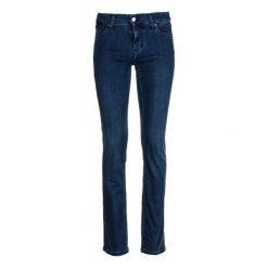 Mustang Jeansy Damskie Girls Oregon 27/32 Niebieski. Niebieskie jeansy damskie marki Mustang, z aplikacjami, z bawełny. W wyprzedaży za 215,00 zł.