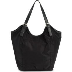 Shopper bag damskie: Torba shopper bonprix czarny