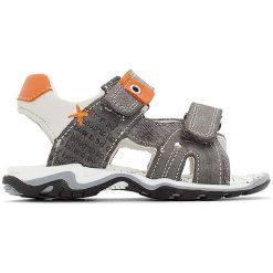 Sandały chłopięce: Sandały skórzane EDGARD