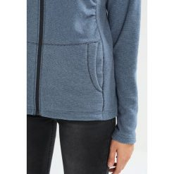The North Face MEZZALUNA Kurtka z polaru petrol. Niebieskie kurtki sportowe damskie marki The North Face, xs, z materiału. W wyprzedaży za 223,20 zł.
