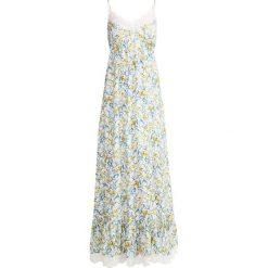 Długie sukienki: NAF NAF LIFLO Długa sukienka imprime