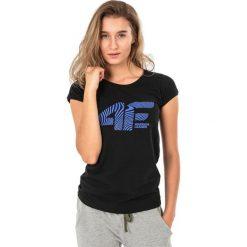 4f Koszulka damska H4Z17-TSD004 czarna r. S - 5901965687631. Czarne topy sportowe damskie 4f, s. Za 29,00 zł.