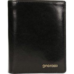Portfel męski PIEMONTE. Czarne portfele męskie marki Gino Rossi, ze skóry. Za 399,90 zł.
