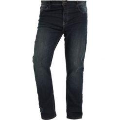 Jeansy męskie regular: BAD RHINO FASHION Jeansy Straight Leg denim
