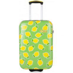 Reabags Walizka B.Hppy S. Lemon, Zielona. Zielone walizki marki Reisenthel, w kolorowe wzory, z materiału, duże. Za 364,00 zł.