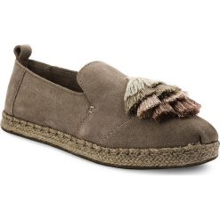 Tomsy damskie: Espadryle TOMS – Deconstructed Alpargata Rope 10011721  Oxford Tan Suede/Tassel