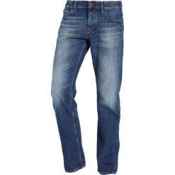 BOSS CASUAL Jeansy Straight Leg medium blue. Niebieskie jeansy męskie BOSS Casual. Za 419,00 zł.