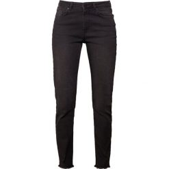 2nd Day NIKKI FRINGE Jeansy Slim Fit black denim. Czarne boyfriendy damskie 2nd Day. Za 589,00 zł.