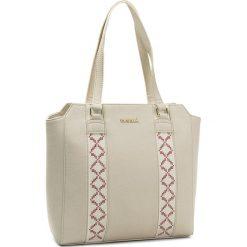 Torebka MONNARI - BAG4920-000 White. Białe torebki klasyczne damskie marki Monnari, z materiału. W wyprzedaży za 129,00 zł.