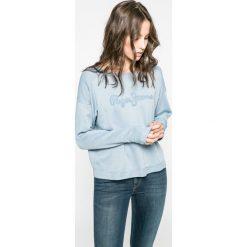Bluzy rozpinane damskie: Pepe Jeans - Bluza
