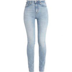 Boyfriendy damskie: Tiger of Sweden Jeans SANDIE   Jeans Skinny Fit light blue