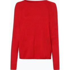 Marc O'Polo - Sweter damski z dodatkiem kaszmiru, czerwony. Czerwone swetry klasyczne damskie Marc O'Polo, l, z kaszmiru, polo. Za 439,95 zł.