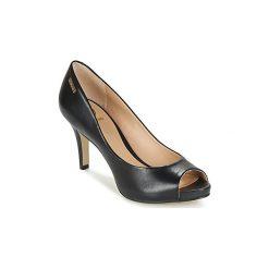 Czółenka Dumond  OTAMIO. Czarne buty ślubne damskie Dumond. Za 351,20 zł.