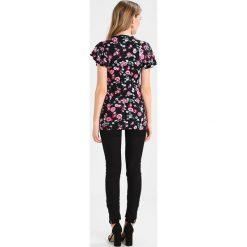 T-shirty damskie: JoJo Maman Bébé FLORAL TIE Tshirt z nadrukiem black